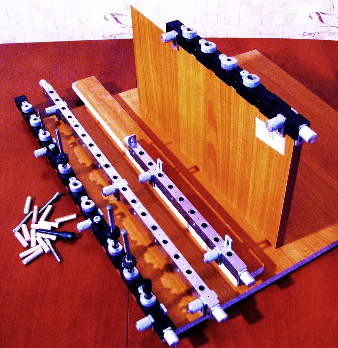 Кондуктор для сверления отверстий своими руками: шаблон для 99